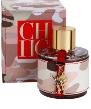 Carolina Herrera CH Africa Limited Edition Eau de Toillete για γυναίκες 100 μλ Περιορισμένη έκδοση