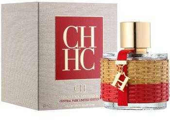 Carolina Herrera CH Central Park Limited Edition eau de toilette pentru femei 100 ml editie limitata