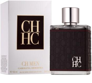 Carolina Herrera CH Men Eau de Toilette voor Mannen 100 ml