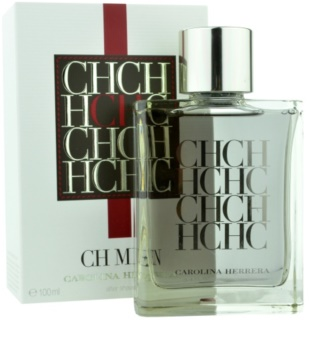 Carolina Herrera CH Men loción after shave para hombre 100 ml