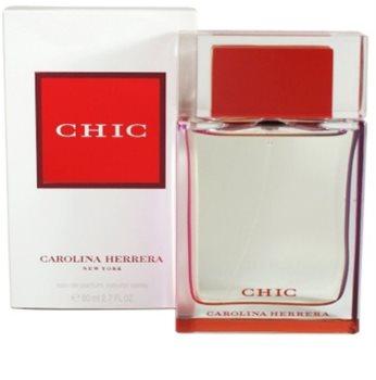Carolina Herrera Chic Eau de Parfum Damen 80 ml
