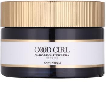 Carolina Herrera Good Girl telový krém pre ženy 200 ml