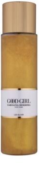 Carolina Herrera Good Girl parfémovaný olej pre ženy 200 ml  s trblietkami