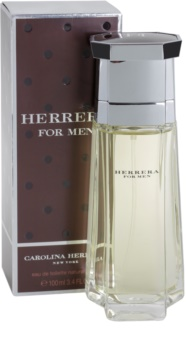 Carolina Herrera Herrera For Men eau de toilette férfiaknak 100 ml