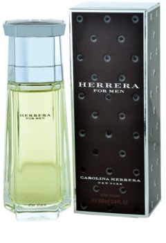 Carolina Herrera Herrera For Men voda po holení pre mužov 100 ml