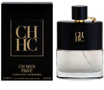 Carolina Herrera CH Men Privé Eau de Toilette for Men 100 ml