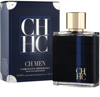 Carolina Herrera CH Men Grand Tour Limited Edition toaletná voda pre mužov 100 ml limitovaná edícia