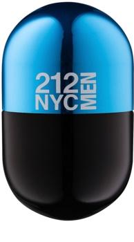 Carolina Herrera 212 NYC Men Pills Eau de Toilette for Men 20 ml