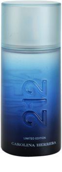 Carolina Herrera 212 Summer Men woda toaletowa dla mężczyzn 100 ml edycja limitowana