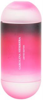 Carolina Herrera 212 Summer eau de toilette para mulheres 60 ml edição limitada