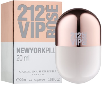 Carolina Herrera 212 VIP Rosé Pills woda perfumowana dla kobiet 20 ml