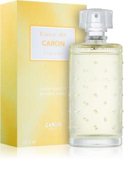 Caron Eau Fraiche eau de toilette pentru femei 100 ml