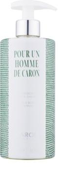 Caron Pour Un Homme Shower Gel for Men 500 ml
