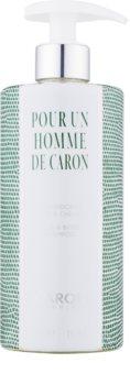 Caron Pour Un Homme sprchový gél pre mužov 500 ml