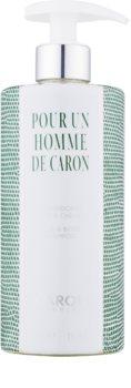 Caron Pour Un Homme tusfürdő férfiaknak 500 ml