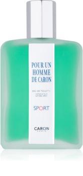 Caron Pour Un Homme Sport toaletná voda pre mužov 125 ml