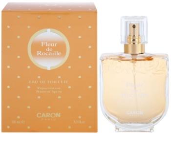 Caron Fleur de Rocaille eau de toilette pour femme 100 ml