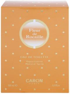 Caron Fleur de Rocaille eau de toilette pentru femei 100 ml