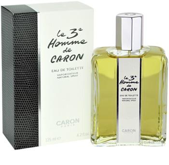 Caron Le 3 Homme eau de toilette para hombre 125 ml