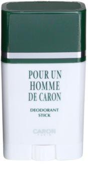 Caron Pour Un Homme desodorizante em stick para homens 75 ml