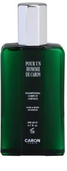 Caron Pour Un Homme sprchový gel pro muže 200 ml