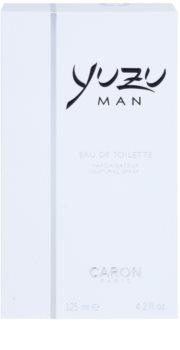 Caron Yuzu Eau de Toilette voor Mannen 125 ml