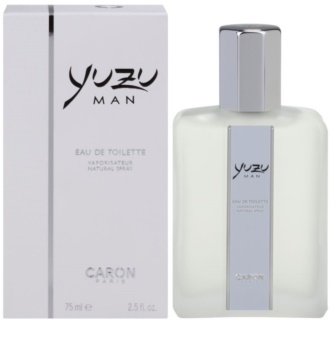 Caron Yuzu Eau de Toilette voor Mannen 75 ml