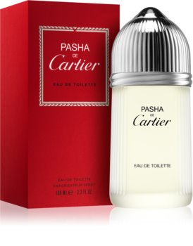 Cartier Pasha toaletna voda za moške 100 ml