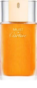 Cartier Must De Cartier Eau de Toilette voor Vrouwen  100 ml