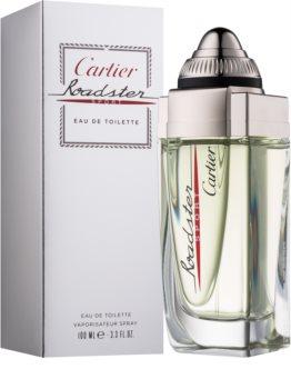 Cartier Roadster Sport Eau de Toilette voor Mannen 100 ml