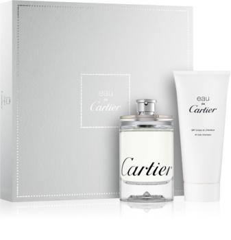Cartier Eau de Cartier dárková sada I.