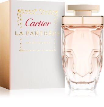 Cartier La Panthère toaletná voda pre ženy 75 ml
