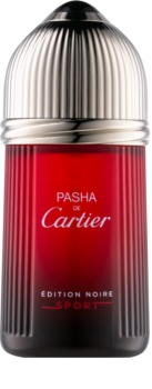 Cartier Pasha de Cartier Edition Noire Sport toaletna voda za moške 50 ml