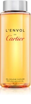 Cartier L'Envol Duschgel für Herren 200 ml