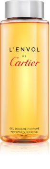 Cartier L'Envol gel doccia per uomo 200 ml