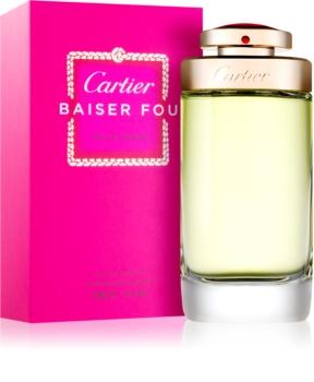 Cartier Baiser Fou eau de parfum nőknek 75 ml