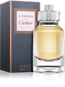 Cartier L'Envol Eau de Toilette voor Mannen 50 ml