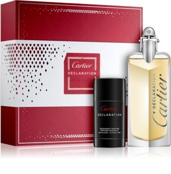 Cartier Déclaration set cadou VI.