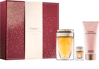 Cartier La Panthère darilni set II.
