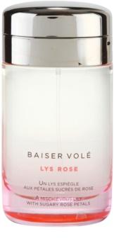 Cartier Baiser Volé Lys Rose eau de toilette teszter nőknek 100 ml