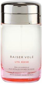 Cartier Baiser Volé Lys Rose toaletní voda tester pro ženy 100 ml