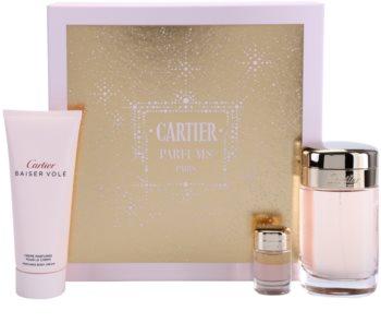 Cartier Baiser Volé zestaw upominkowy XI.