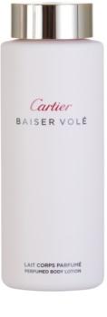 Cartier Baiser Volé telové mlieko pre ženy 200 ml