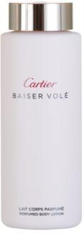 Cartier Baiser Volé testápoló tej nőknek 200 ml