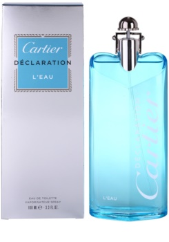 Cartier Declaration L'Eau eau de toilette pentru barbati 100 ml