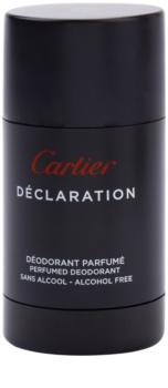 Cartier Déclaration Αποσμητικό σε στικ για άνδρες 75 μλ