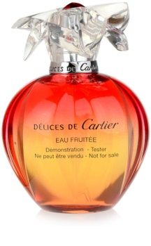 Cartier Délices de Cartier Eau Fruitée toaletní voda tester pro ženy 100 ml