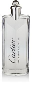 Cartier Déclaration d'Un Soir Eau de Toilette voor Mannen 100 ml