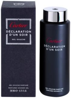 Cartier Déclaration d'Un Soir gel de duche para homens 200 ml