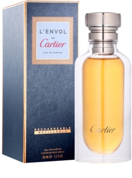 Cartier L'Envol Eau de Parfum voor Mannen 100 ml Navulbaar